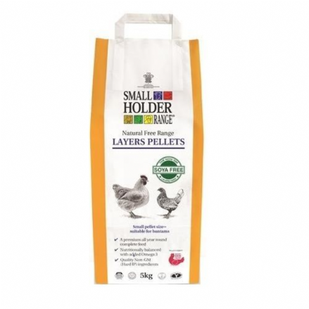 Smallholder Free Range Layers Pellets 5kg
